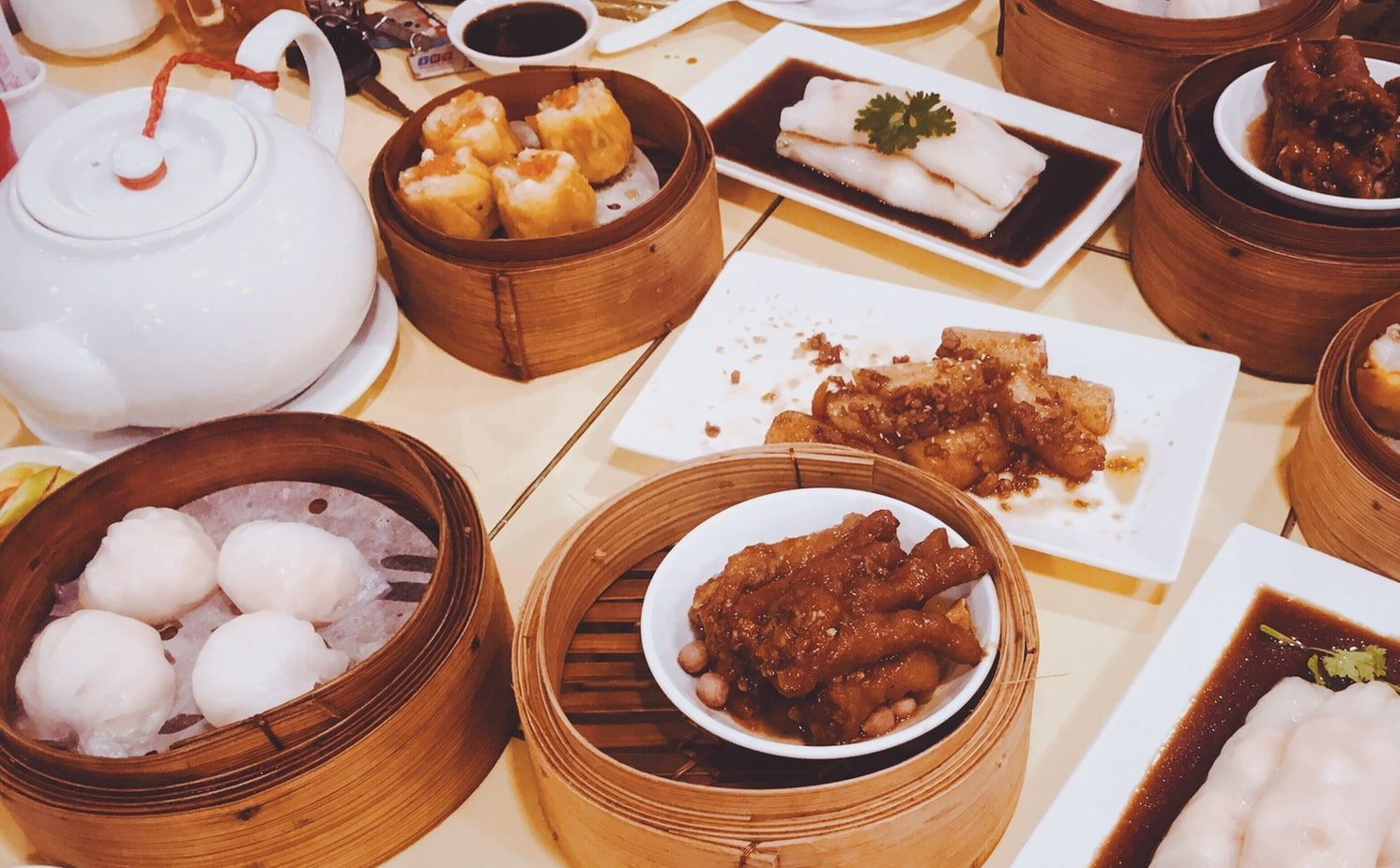 Yum Cha on Sundays